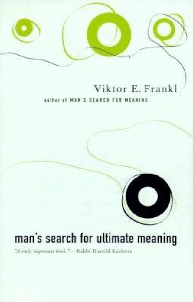 Man's Search for Ultimate Meaning, Paperback