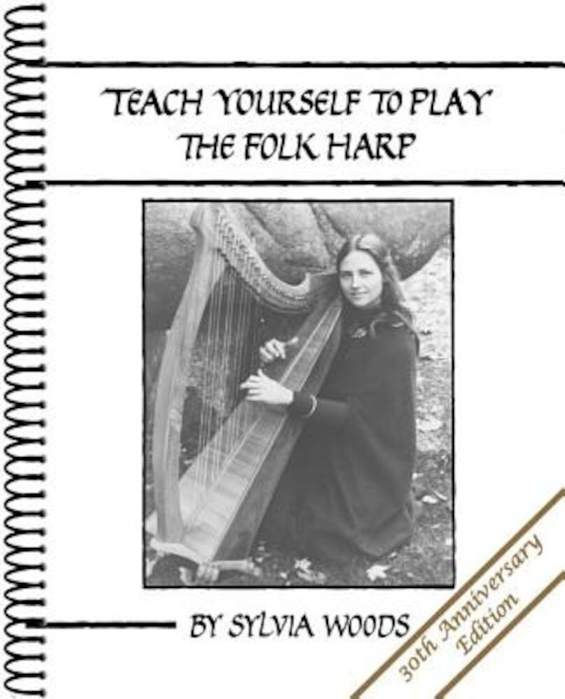Teach Yourself to Play the Folk Harp, Paperback