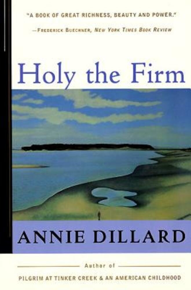 Holy the Firm, Paperback