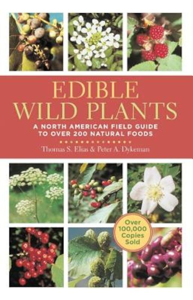 Edible Wild Plants: A North American Field Guide to Over 200 Natural Foods, Paperback