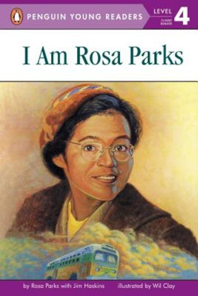 I Am Rosa Parks, Paperback