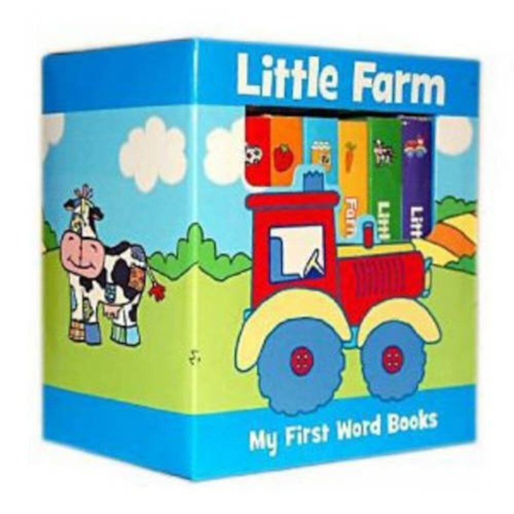 Coperta Carte Look and Learn Boxed Set - Little Farm (Look & Learn Boxed Set)