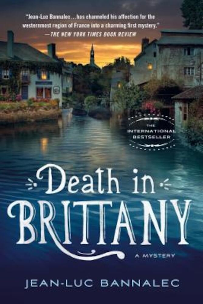 Death in Brittany: A Mystery, Paperback