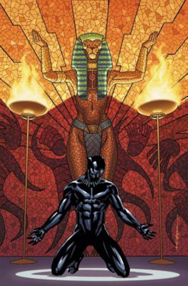 Black Panther Book 4: Avengers of the New World Book 1, Paperback