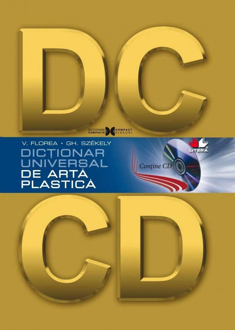 Dictionar universal de arta plastica (contine CD)