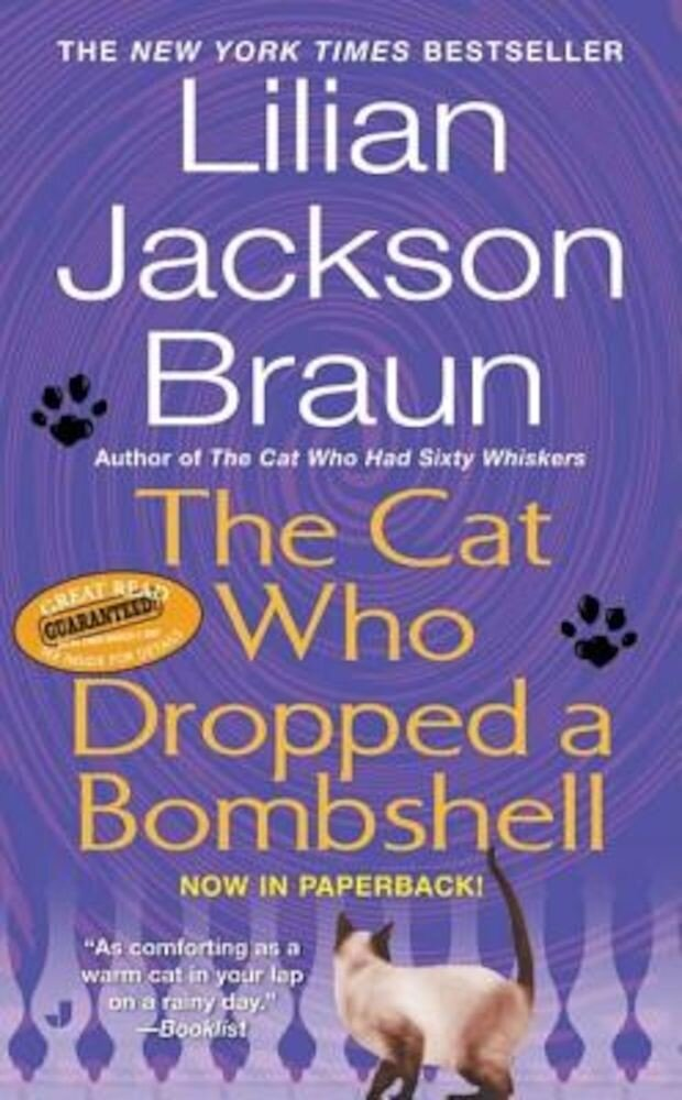 The Cat Who Dropped a Bombshell, Paperback