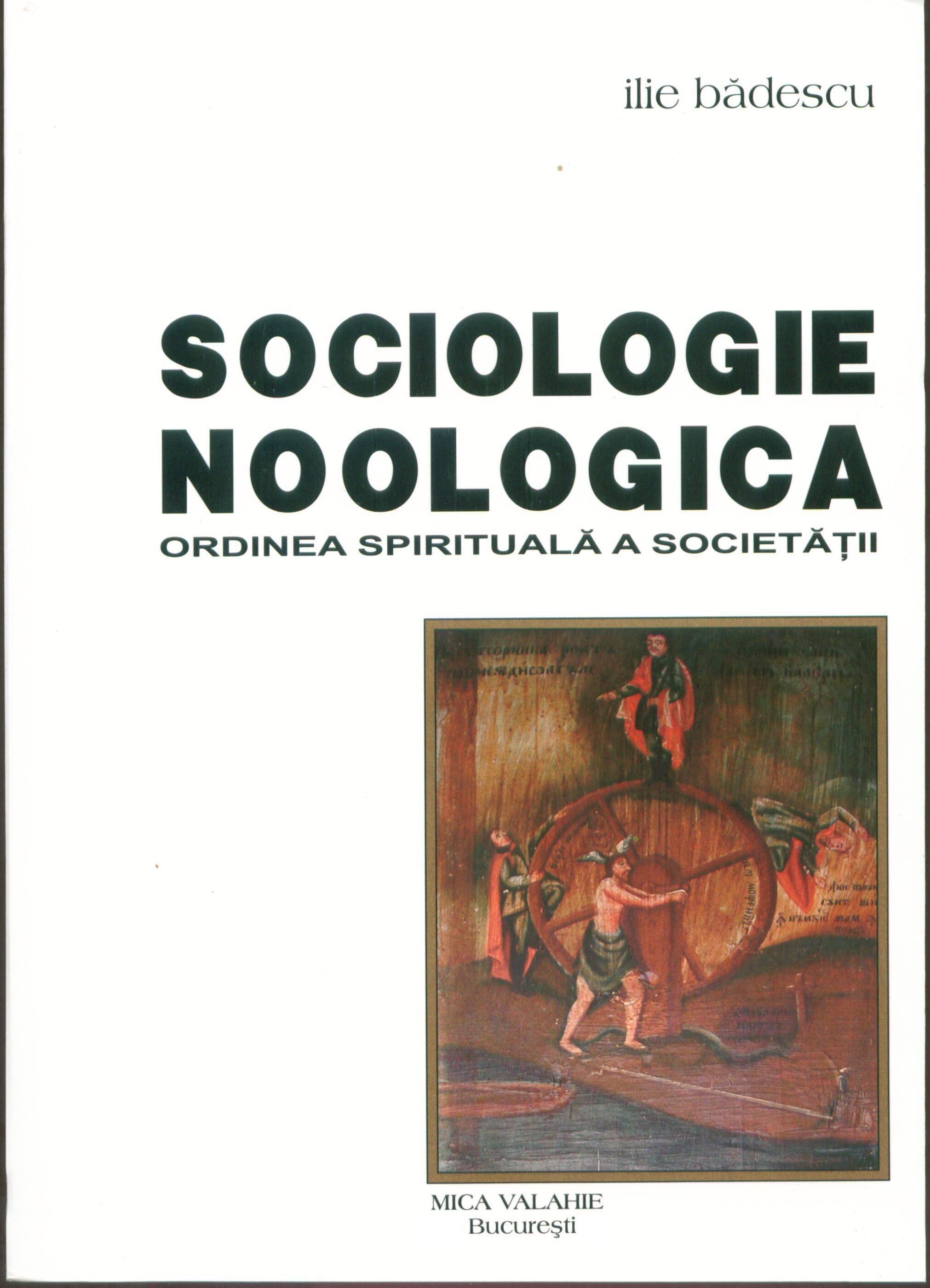 Sociologie noologica (eBook)