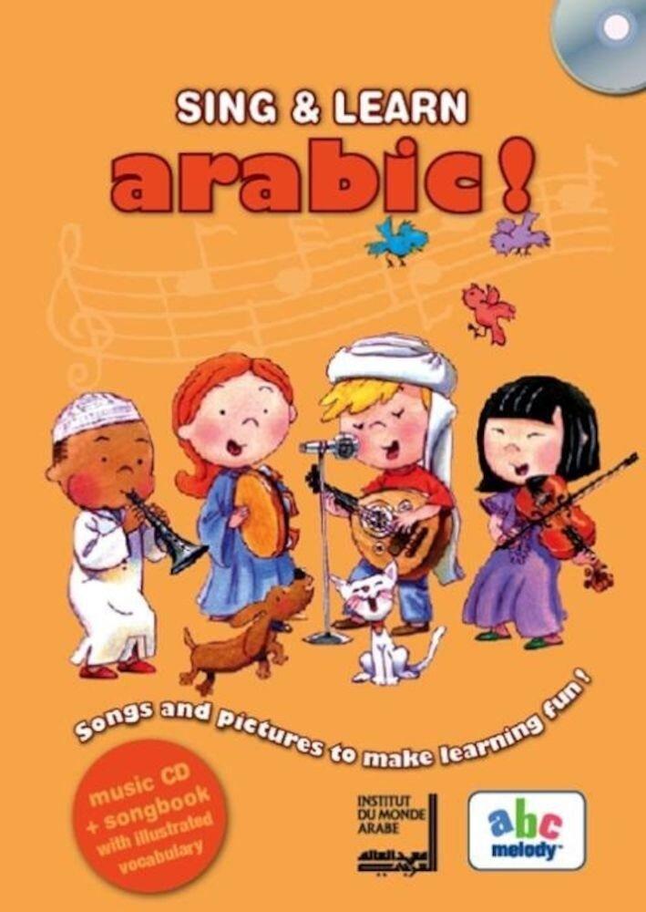 Sing & Learn. Arabic (+CD)