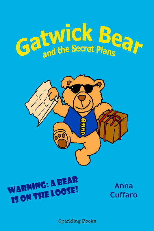 Gatwick Bear and the Secret Plans (eBook)