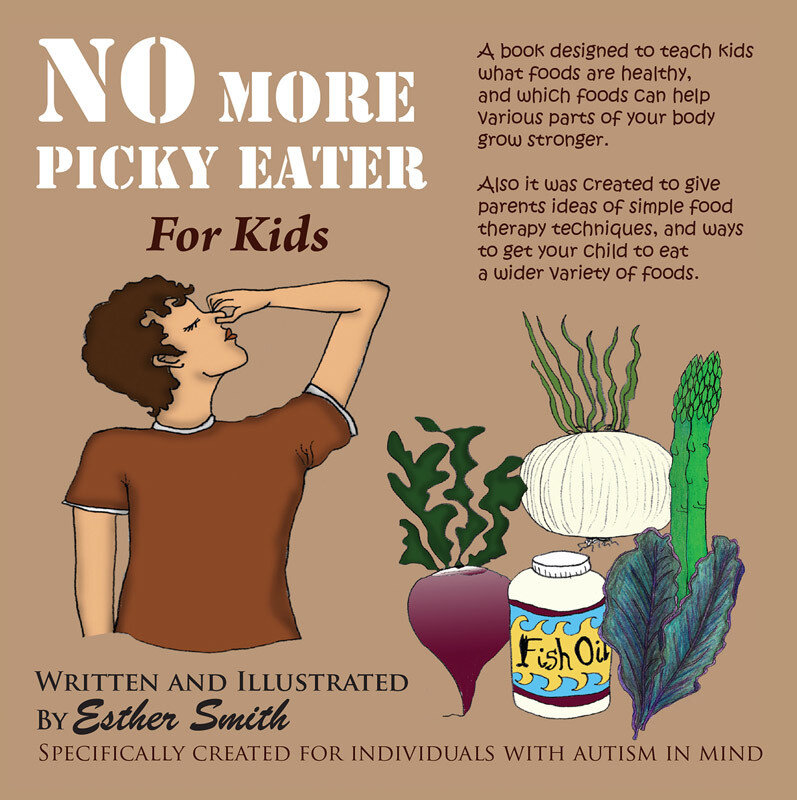 No More Picky Eater (eBook)