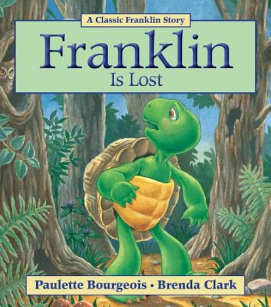 Franklin Is Lost, Paperback