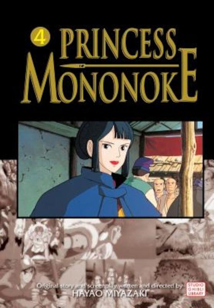 Princess Mononoke: Volume 4, Paperback