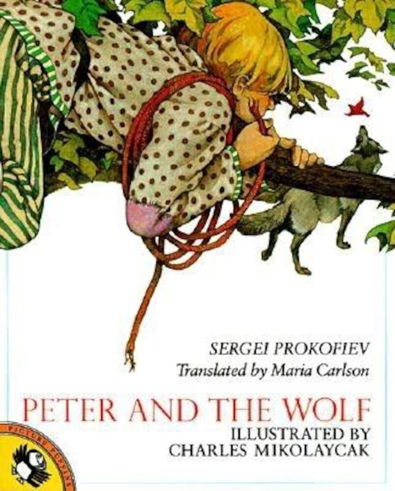Peter and the Wolf, Paperback