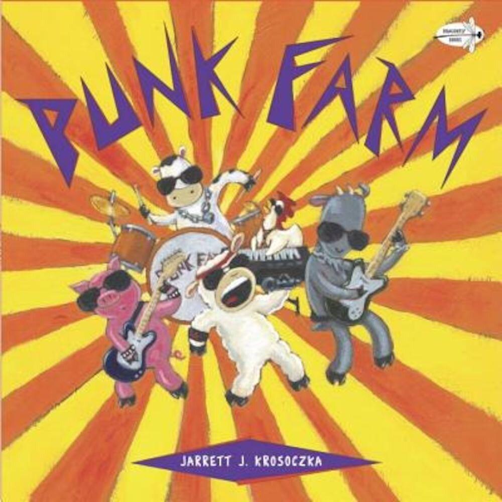 Punk Farm, Paperback