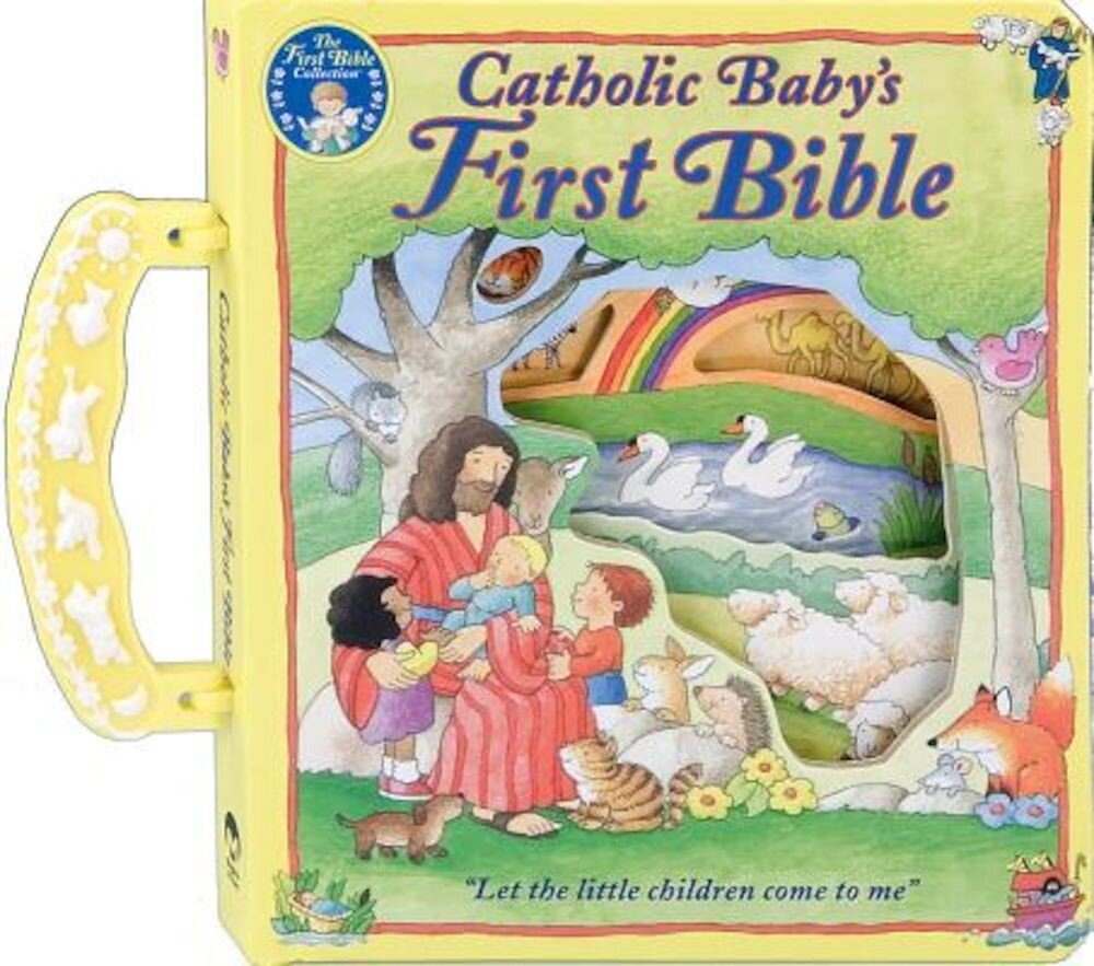Catholic Baby's First Bible, Hardcover