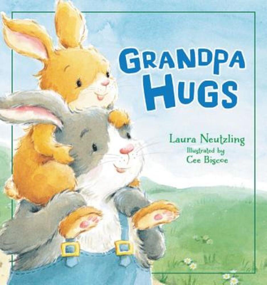 Grandpa Hugs, Hardcover