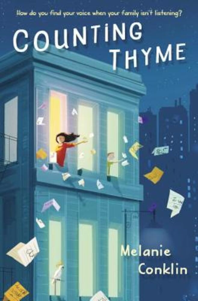 Counting Thyme, Hardcover