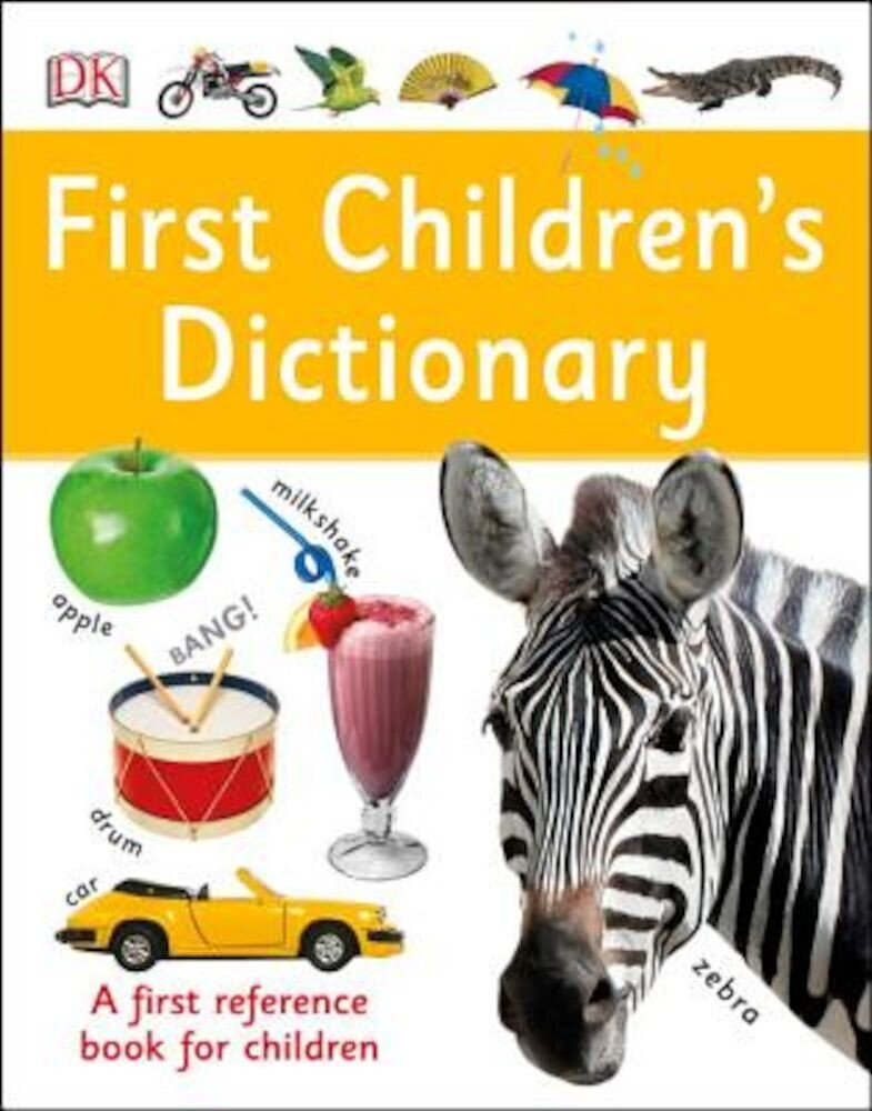 First Children's Dictionary, Hardcover