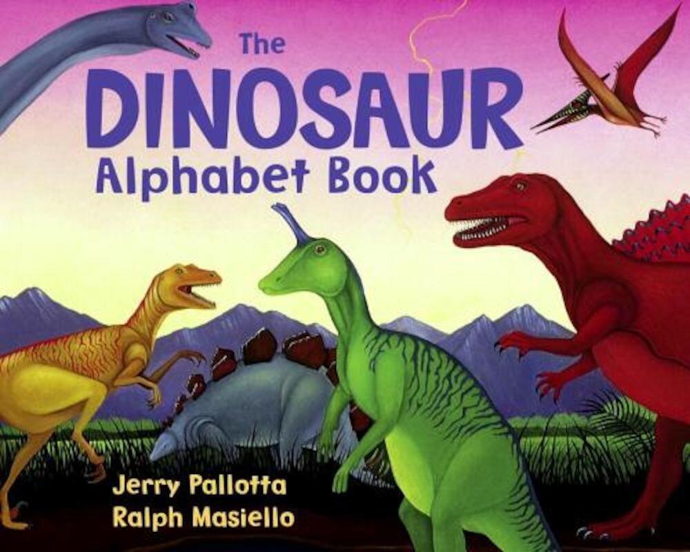 The Dinosaur Alphabet Book, Paperback
