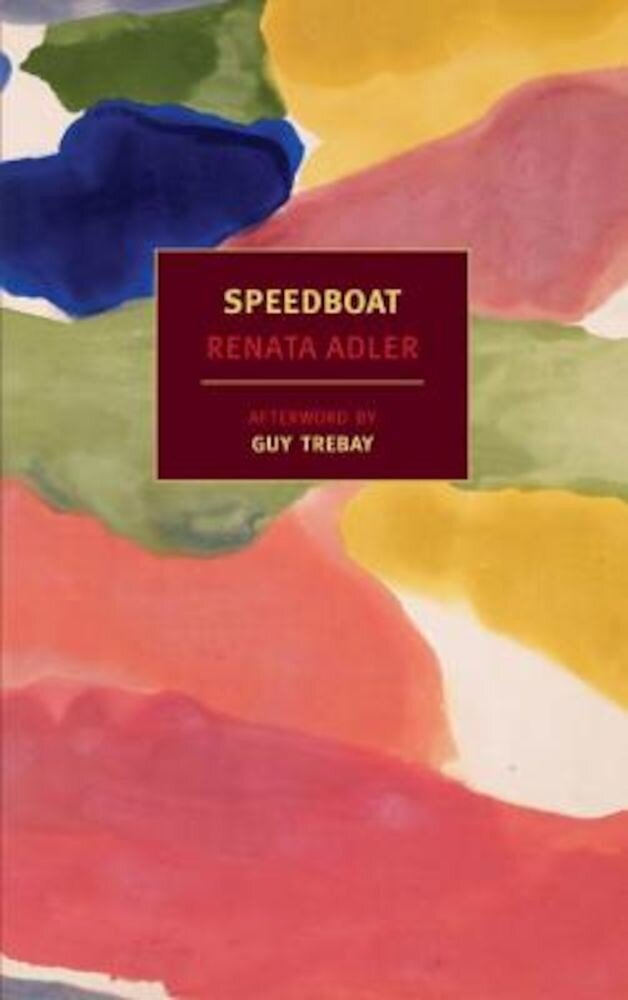 Speedboat, Paperback