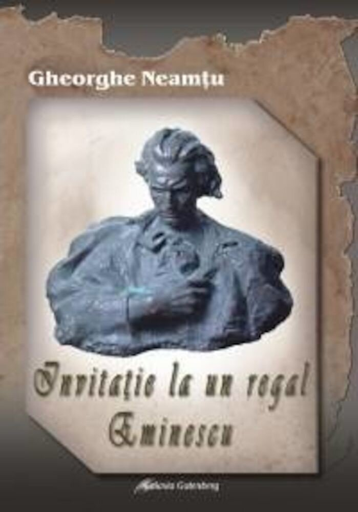 Invitatie la un regal Eminescu