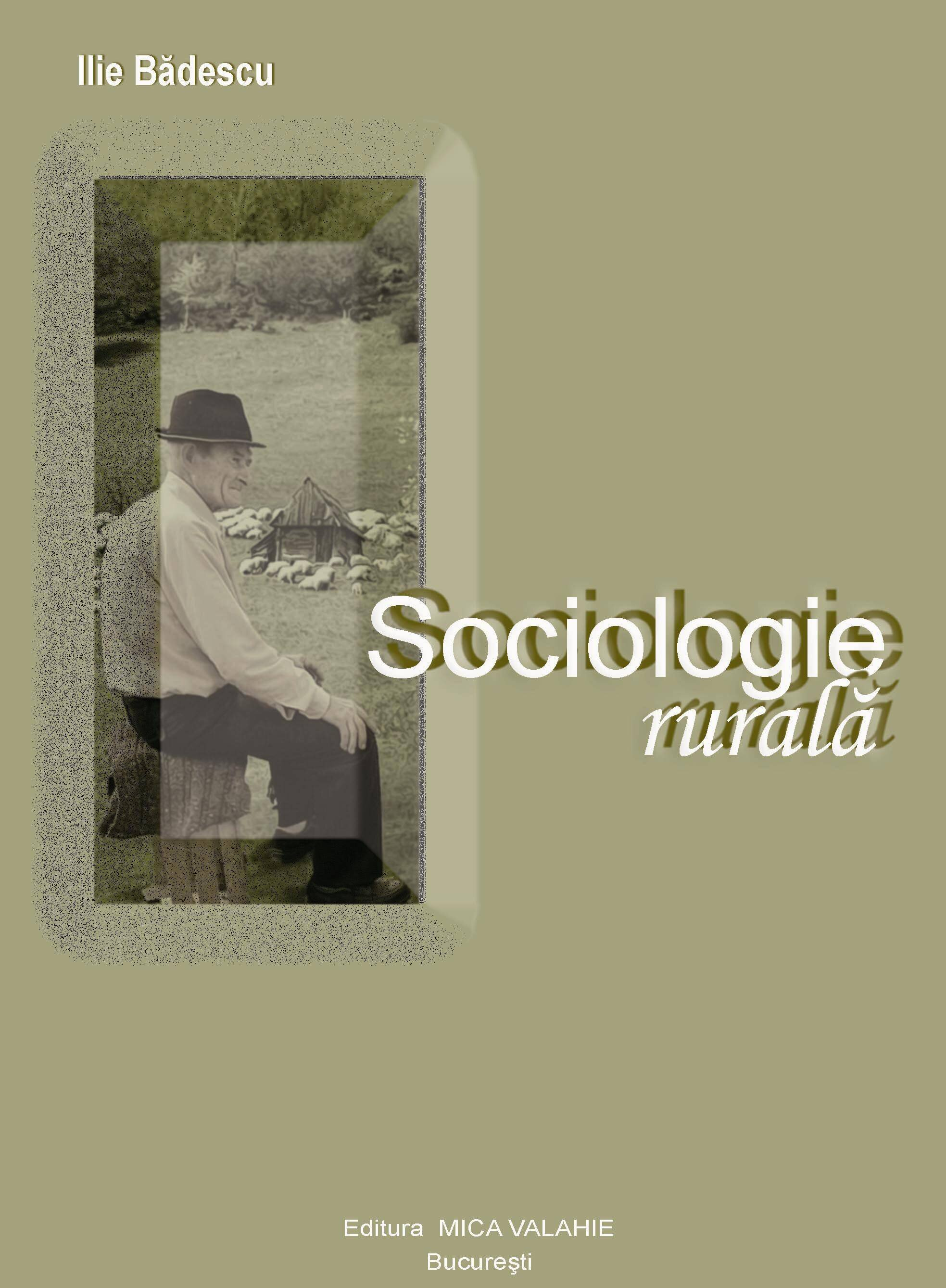 Sociologie rurala (eBook)