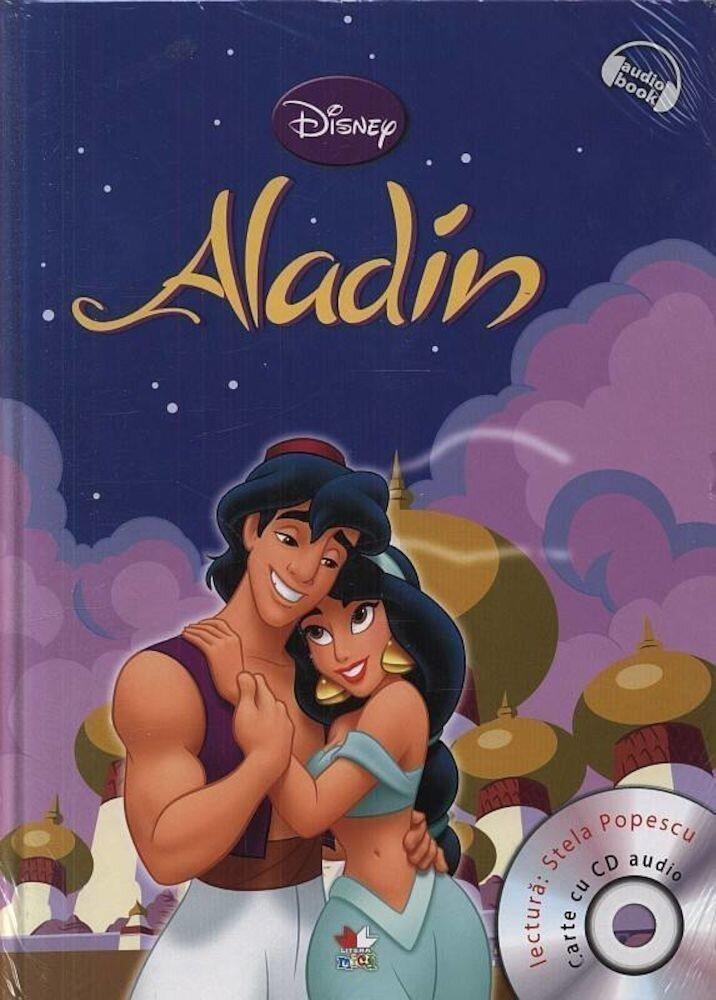 Aladin. Carte cu CD audio