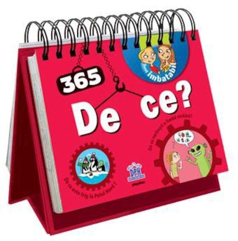 Calendar Sunt Imbatabil 365 - De ce?