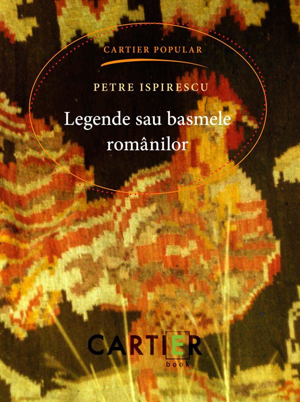 Legende sau basmele romanilor (eBook)