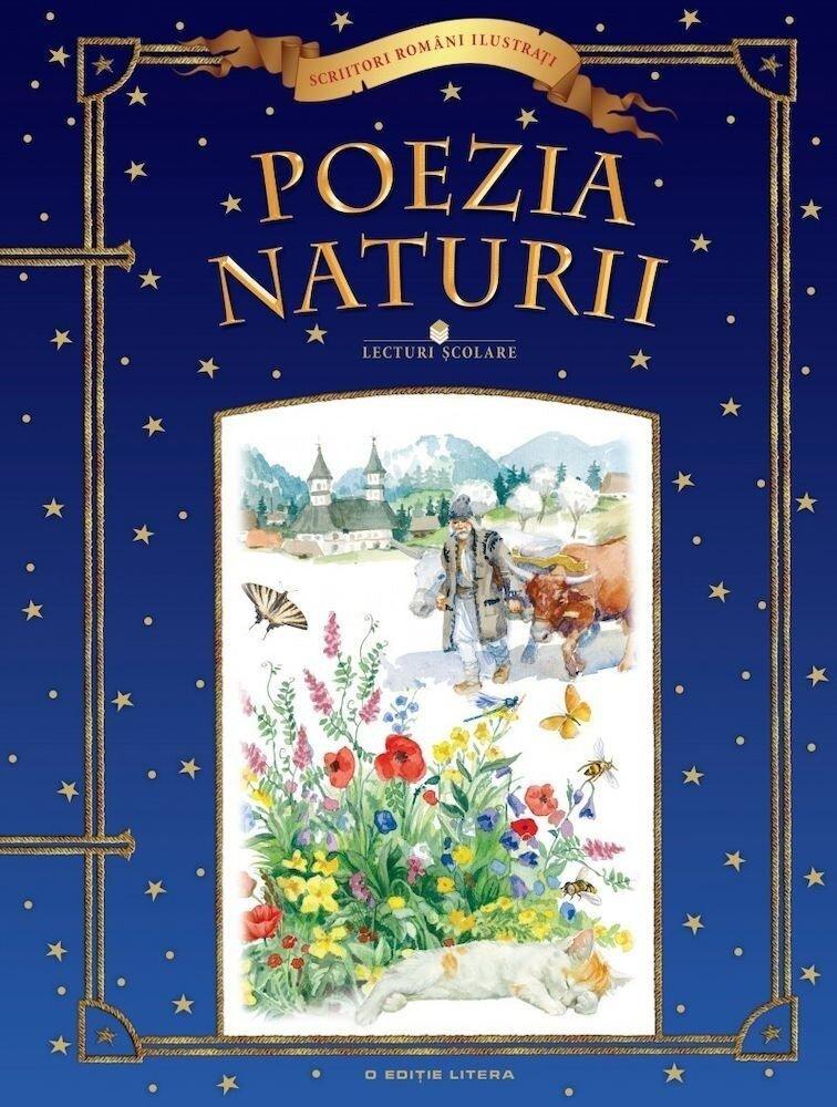 Coperta Carte Poezia naturii. Lecturi scolare