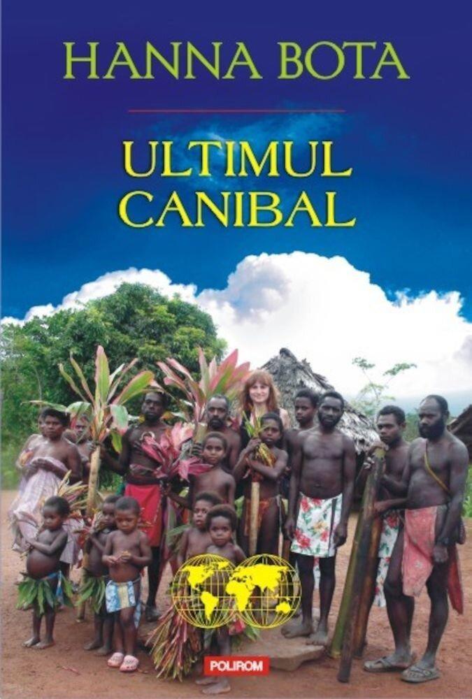 Coperta Carte Ultimul canibal