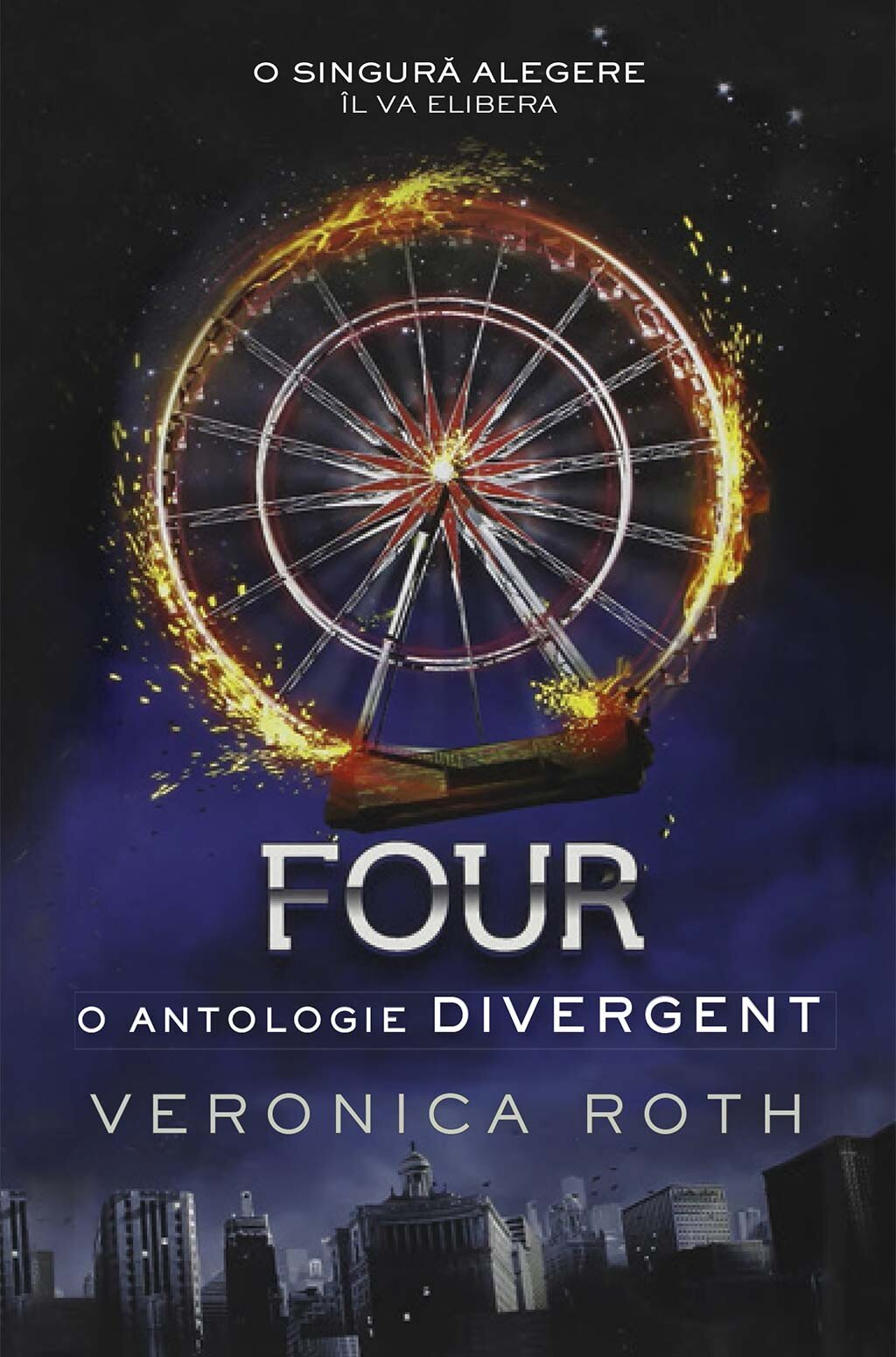 Four. O antologie Divergent (eBook)
