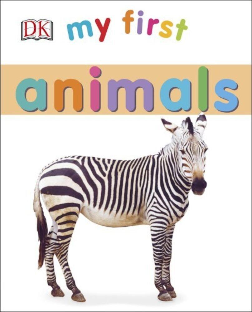 Coperta Carte My First Animals