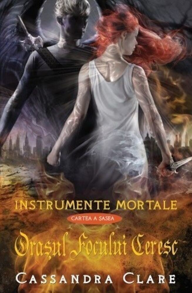 Orasul focului ceresc, Instrumente mortale, Vol. 6