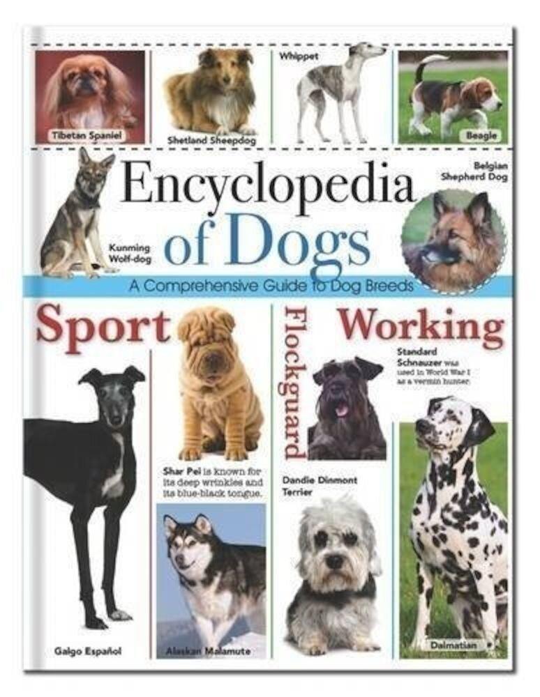 Encyclopedia Of Dogs : Encyclopedia Omnibus