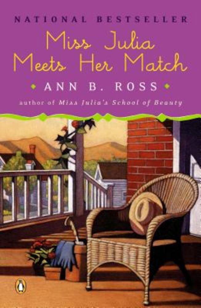 Miss Julia Meets Her Match, Paperback