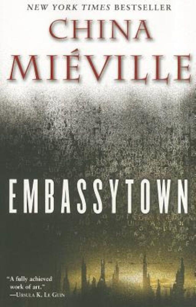 Embassytown, Paperback