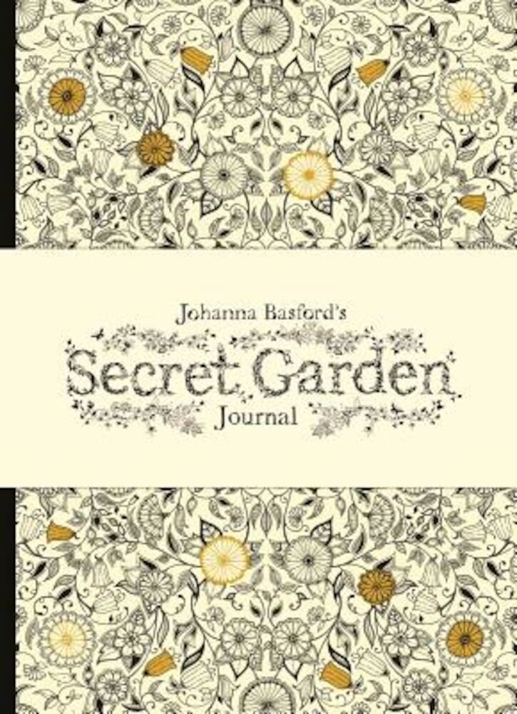 Johanna Basford's Secret Garden Journal, Hardcover