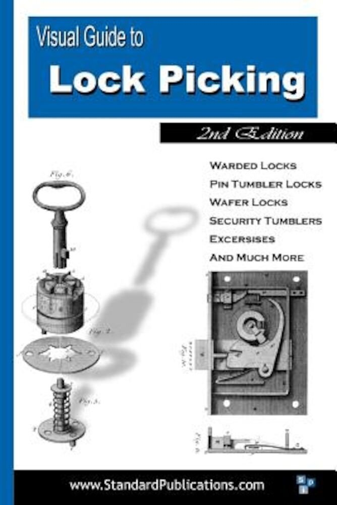 Visual Guide to Lock Picking, Paperback