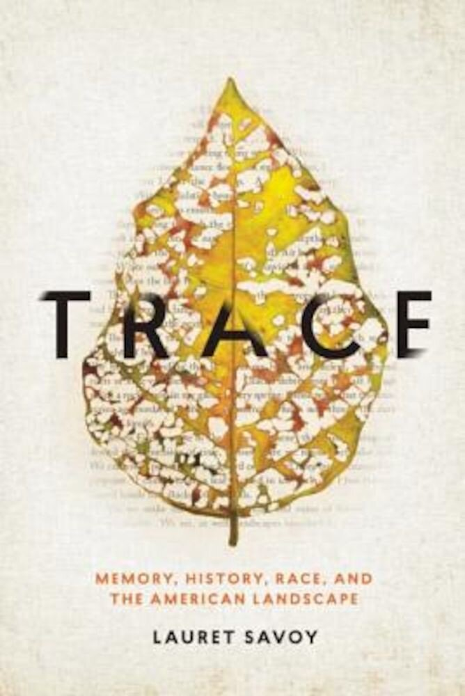 Trace: Memory, History, Race, and the American Landscape, Paperback