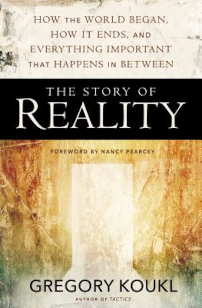 The Story of Reality: How the World Began, How It Ends, and Everything Important That Happens in Between, Paperback