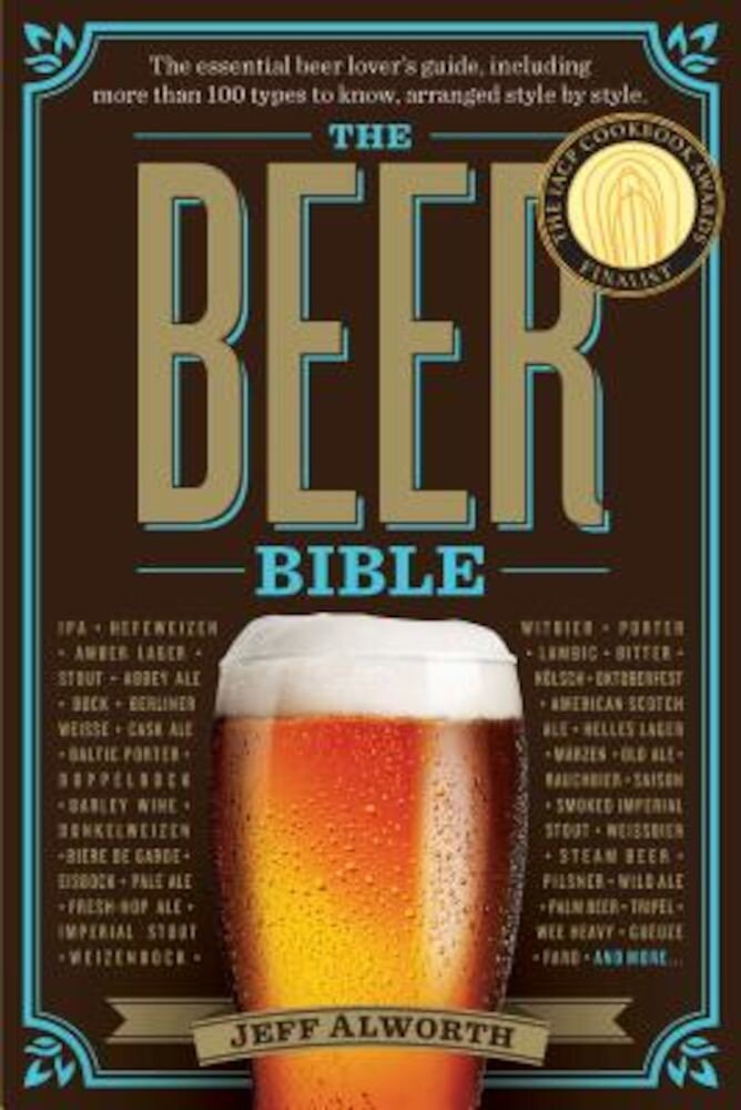 The Beer Bible, Paperback
