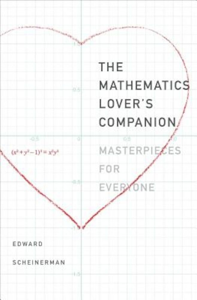 The Mathematics Lover's Companion: Masterpieces for Everyone, Hardcover