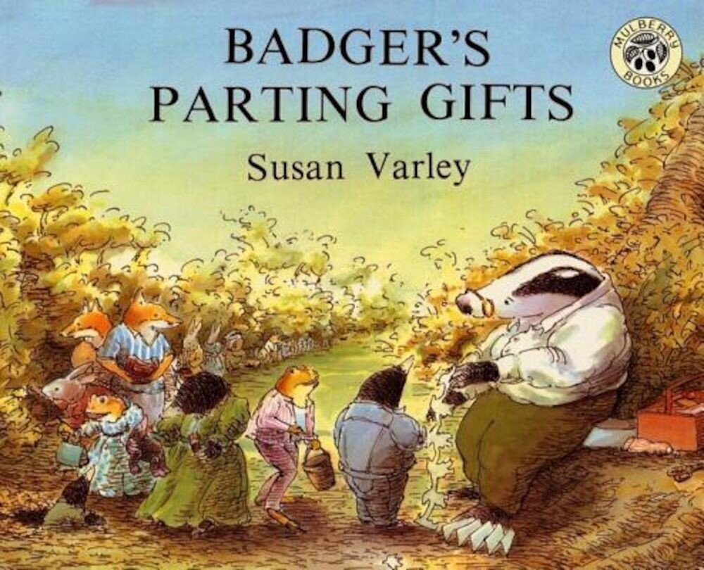 Badger's Parting Gifts, Paperback