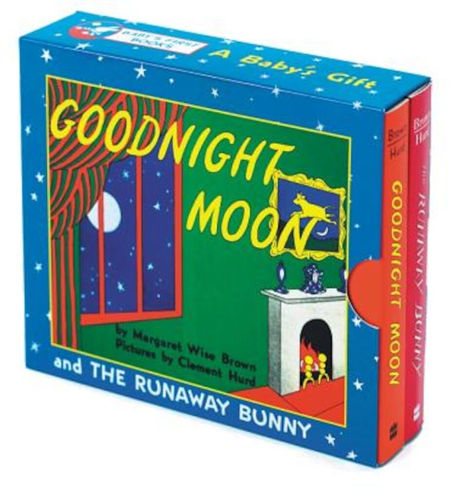 A Baby's Gift: Goodnight Moon and the Runaway Bunny, Hardcover