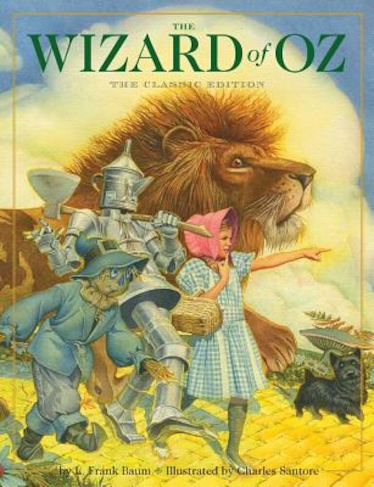 The Wizard of Oz, Hardcover