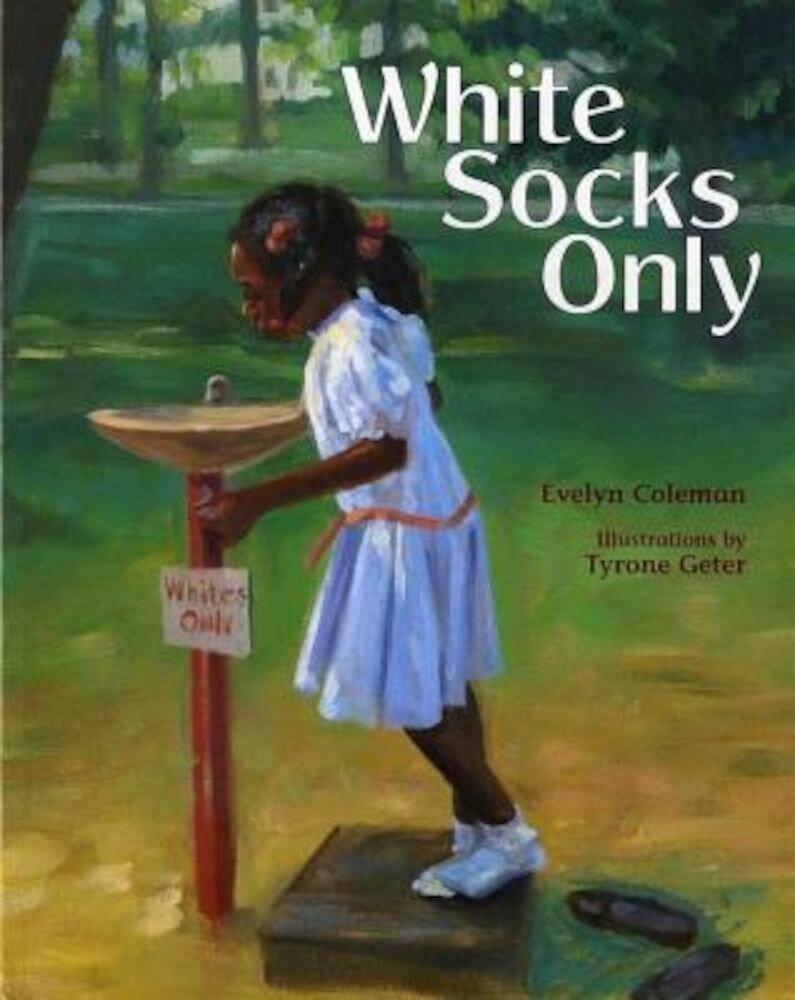 White Socks Only, Paperback
