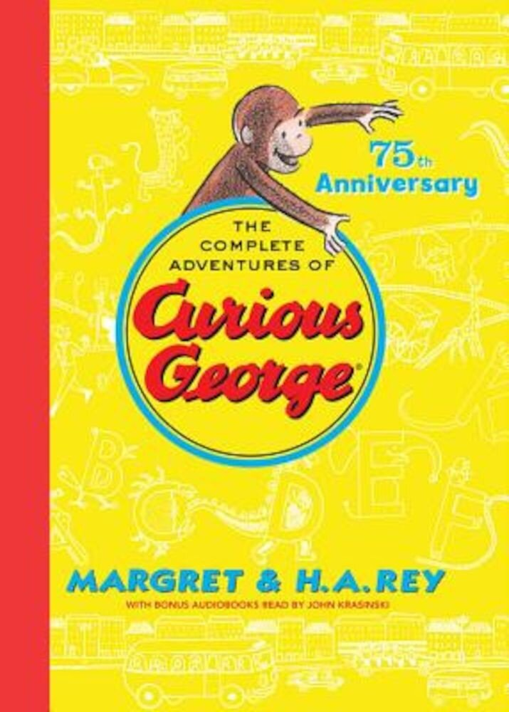 The Complete Adventures of Curious George, Hardcover