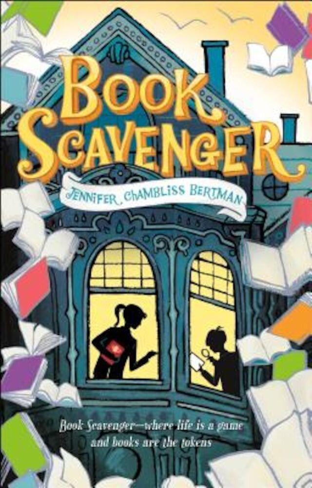 Book Scavenger, Paperback