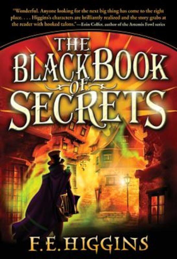 The Black Book of Secrets, Paperback